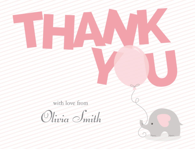 Tiny Prints Is There To Help You In Saying Thank You To Your Loved Ones Via Baby  Shower Thank You Cards.