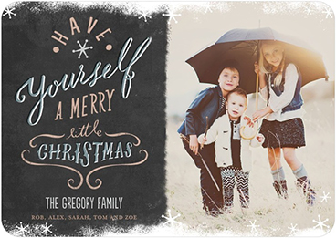 Surprising Christmas Cards Designs and Solutions by Tiny Prints