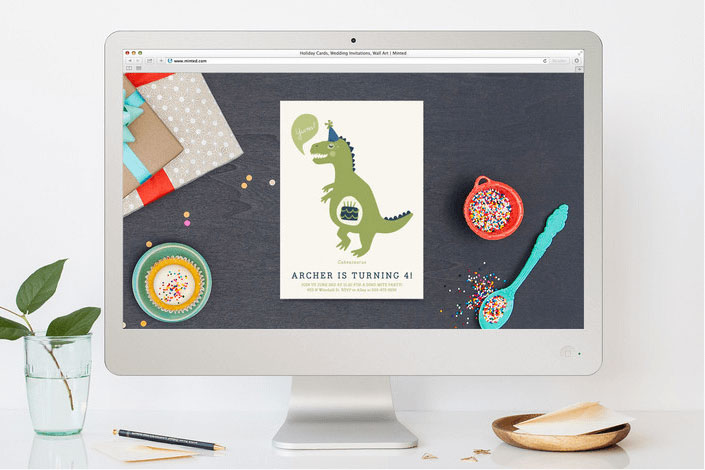 20 recommended online invitation cards at minted everafterguide