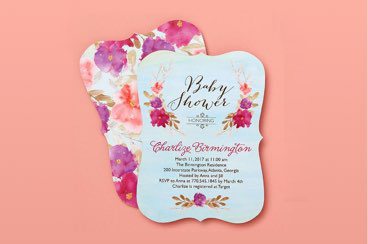 Tiny Prints - Choose An Impressive Baby Shower Invitation